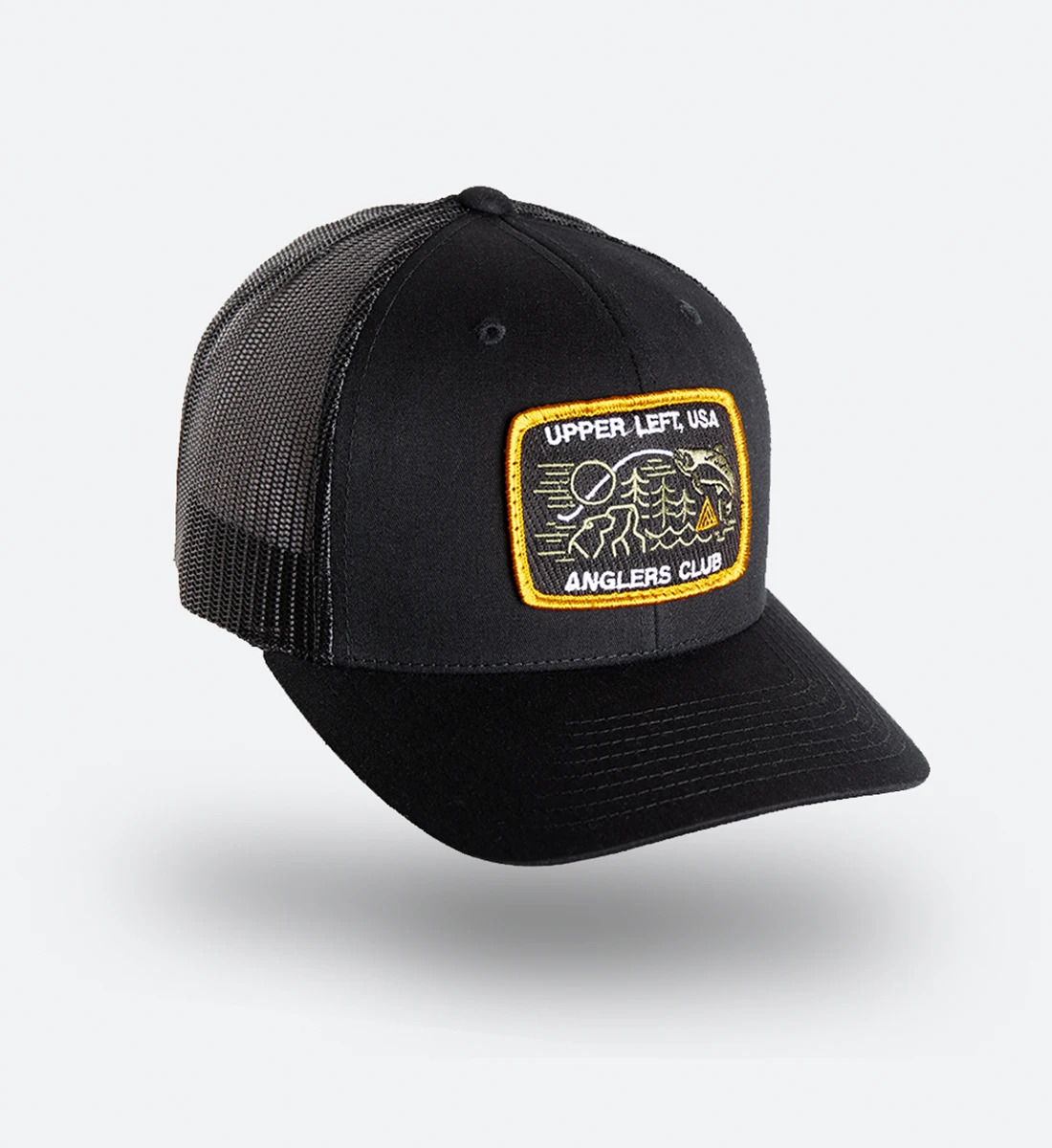 Embroidered Patch Hats