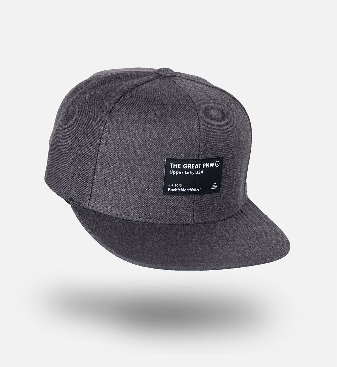 Woven Label Patch Hats