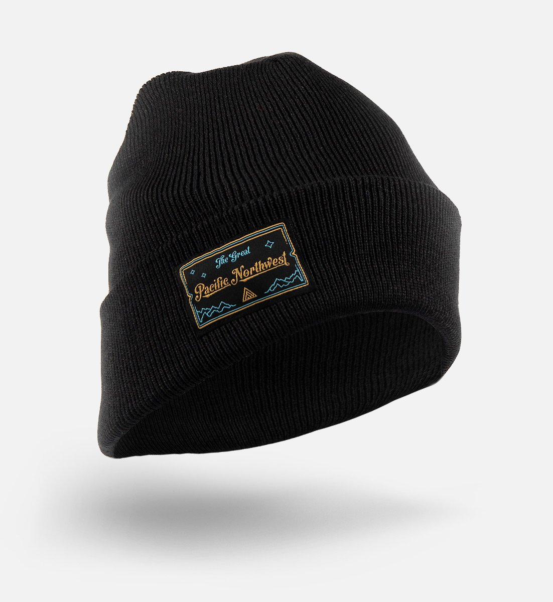 Custom Woven Label Patch Hat 3